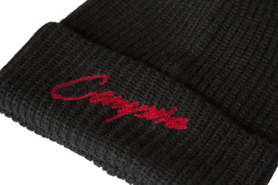 Conspire Knit Merino Wool Beanie
