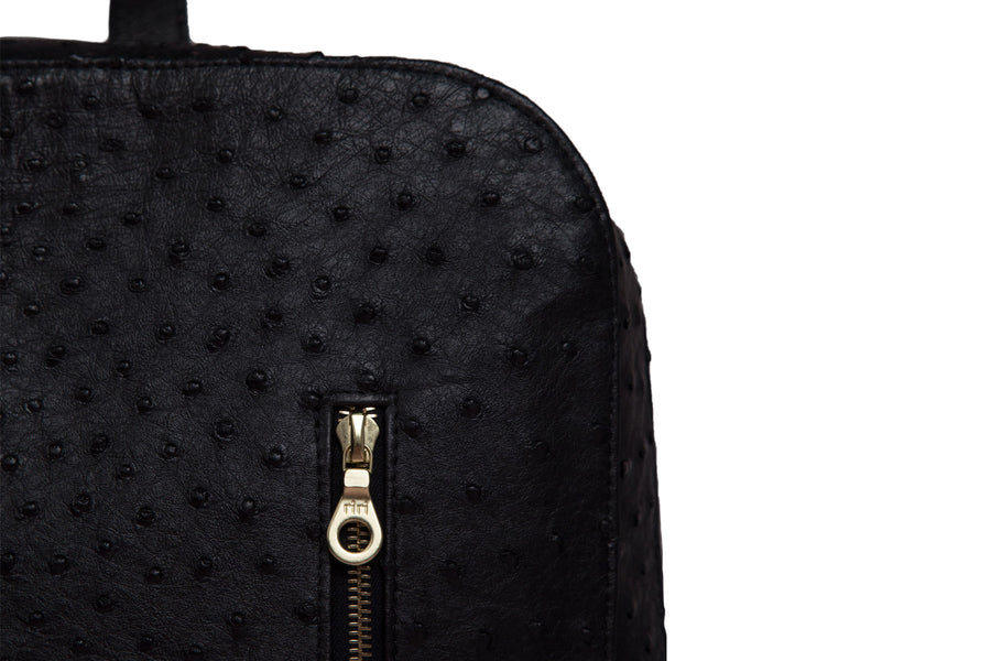 Liaison Ostrich Backpack