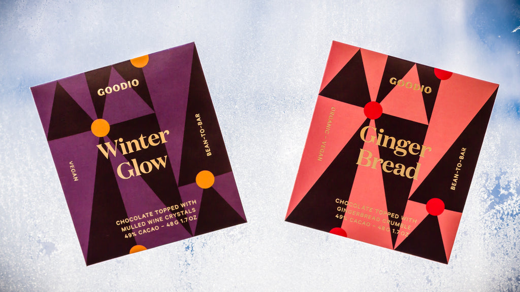 Spice up Your Winter — New Holiday Flavors from Goodio