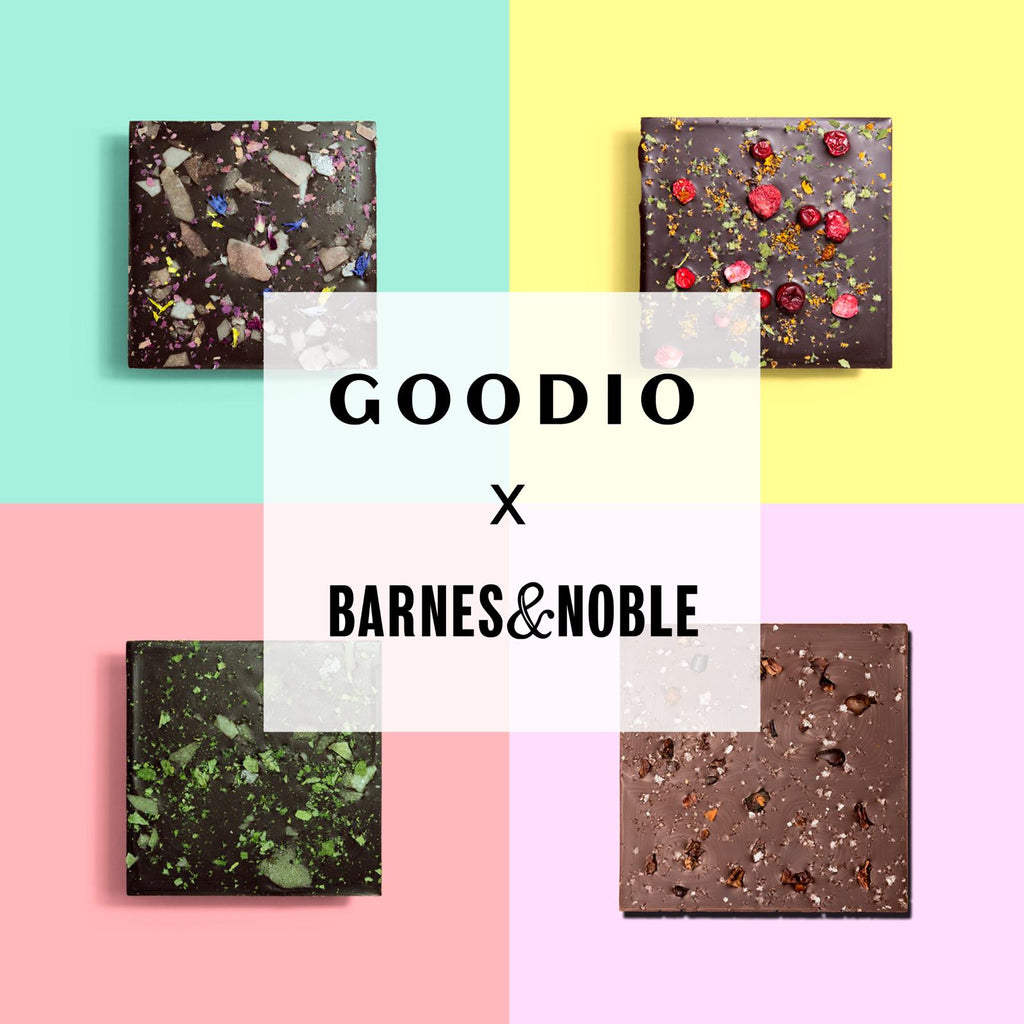 Goodio Launches Nationwide at Barnes & Noble in the U.S.
