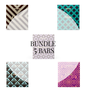 Chocolate Bundle — 5 bars