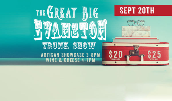 The Great Big Evanston Trunk Show