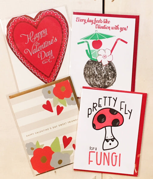 Valentine's Day Cards at Stumble & Relish