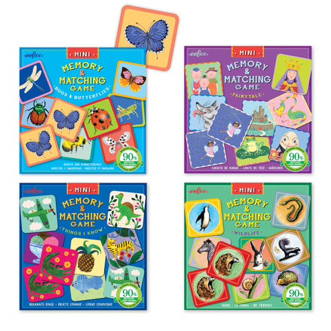 Wildlife Mini Matching Game