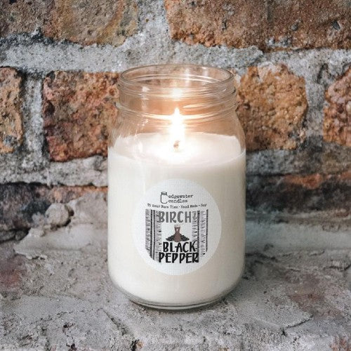 Birch & Black Pepper Candle