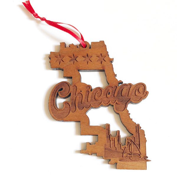 ***SALE*** Chicago Ornament