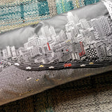 "35"" x 14"" Chicago Pillow"