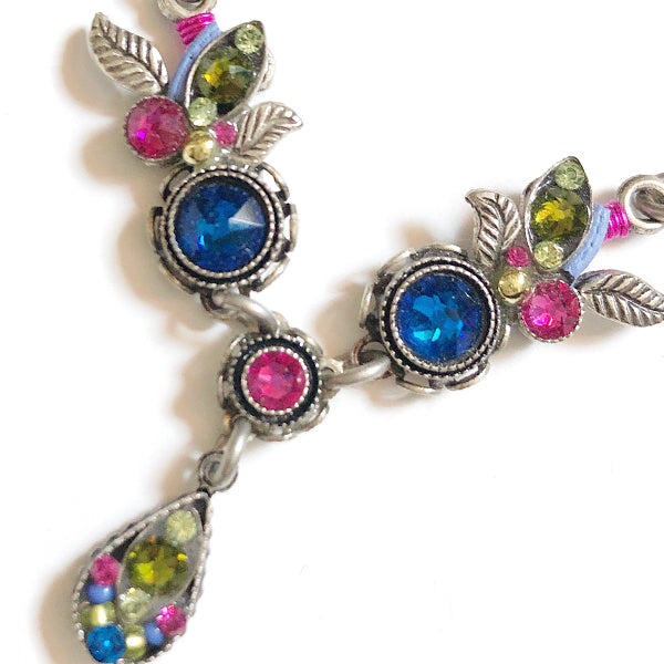 Sweet Flouish Necklace