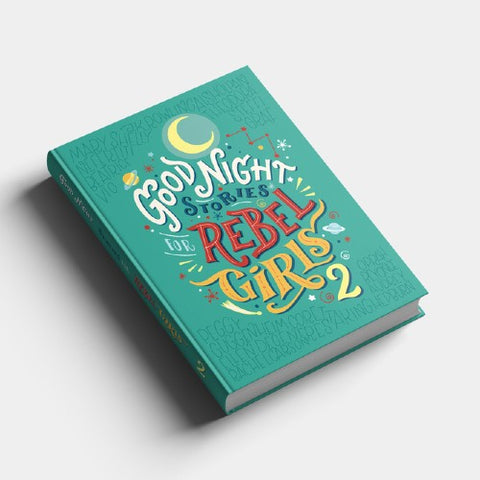 Goodnight Stories for Rebel Girls 2 (Book)