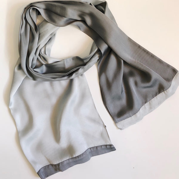 Gray Ombre Scarf