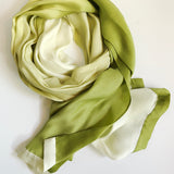 ***SALE*** Lime Green Ombre Scarf