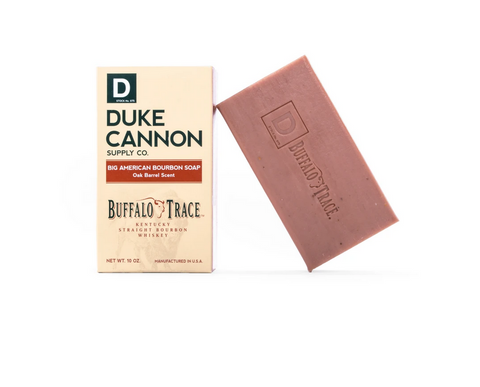 Duke Cannon Bourbon Soap