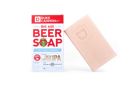 Duke Cannon Fresh Squeezed IPA Beer Soap