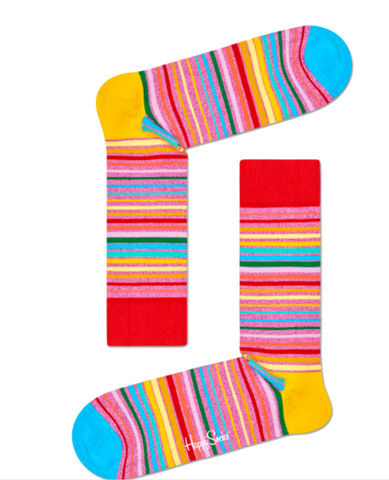 Rainbow Stripe PRIDE Socks