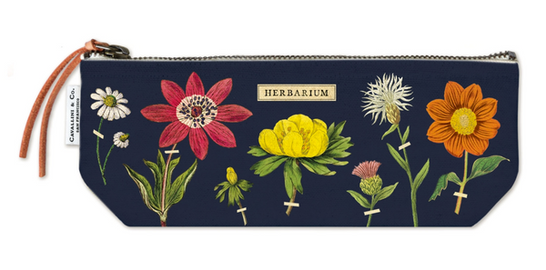Herbarium Pencil Pouch