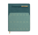 Vegan Leather Pocket Journal