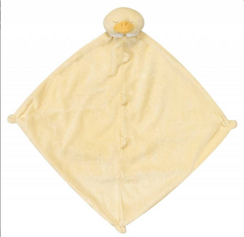 Yellow Duck Lovie Blankie
