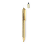 STANDARD ISSUE MULTI-TOOL PEN | GOLD
