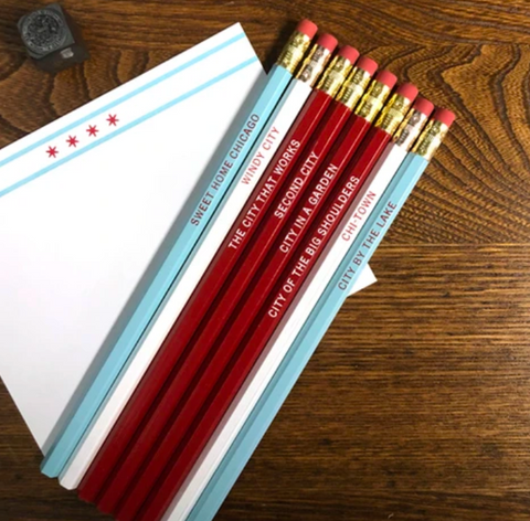 My Kind of Town Pencil Set