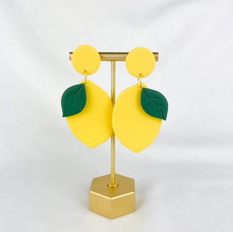 The Lemon Earrings