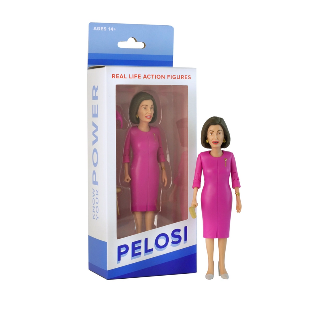 Nancy Pelosi Action Figure