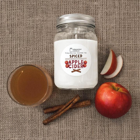 Spiced Apple Cider Candle