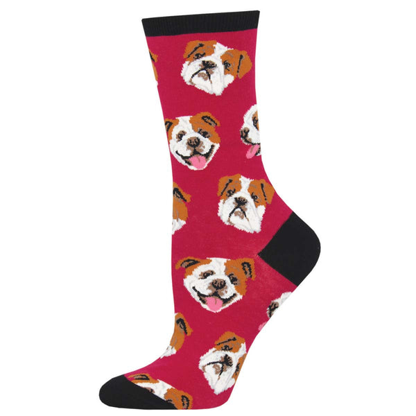 Women's Socks - Bulldogs