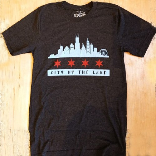 *SALE* City By The Lake Tee