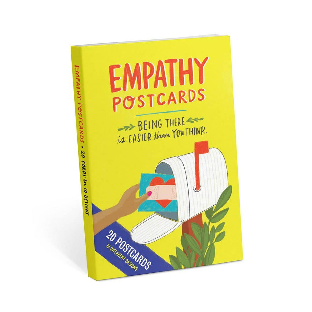 Empathy Postcard Book - Book of 20 Postcards