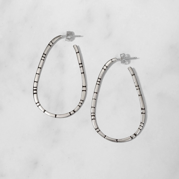 Etta Hoop Earrings