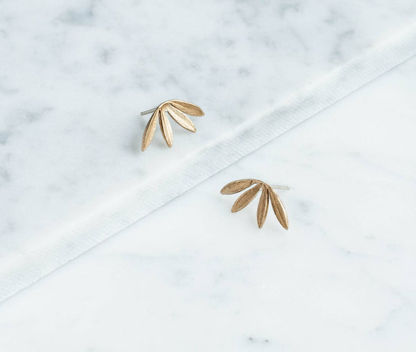 Laurel Stud Earrings