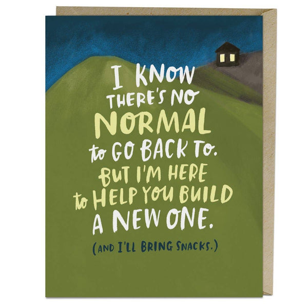 Build a New Normal Empathy Card