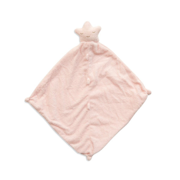Pink Star Lovie Blankie