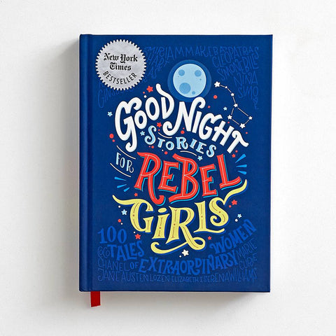 Goodnight Stories for Rebel Girls (Book)