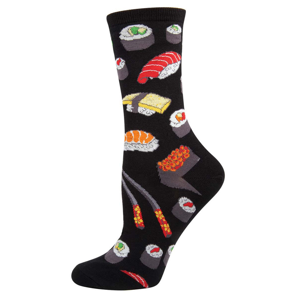 Women's Socks - Sushi