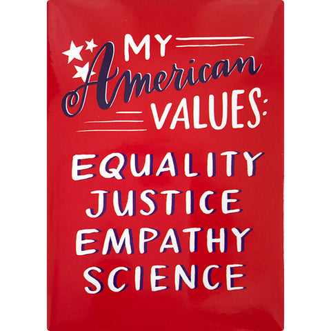 My American Values Magnet