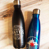 Chicago Stainless Steel Water Bottle
