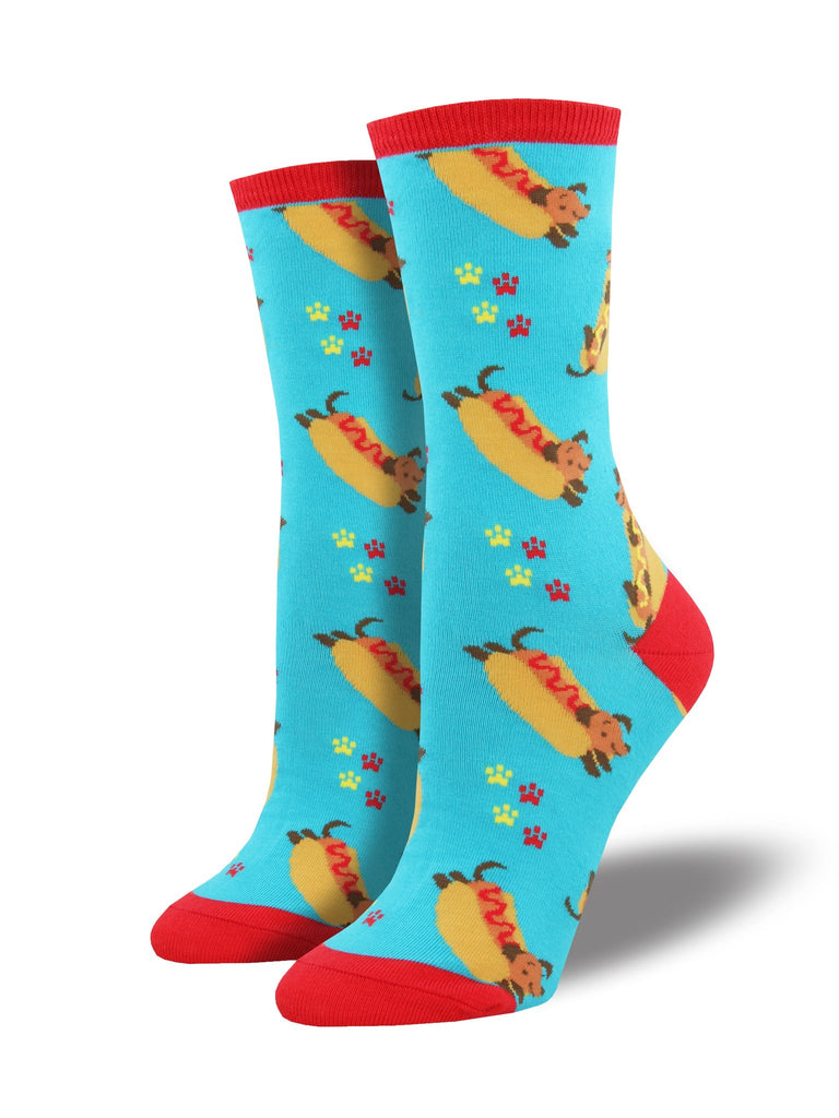 Women's Socks - Wiener Dogs