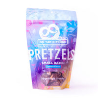 Small Batch: Sea Salt & Black Pepper Pretzels