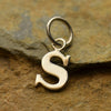 Sterling Silver Lowercase Typewriter Letters - Poppies Beads n' More