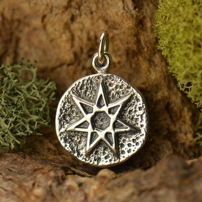 Sterling Silver Amulet Charms