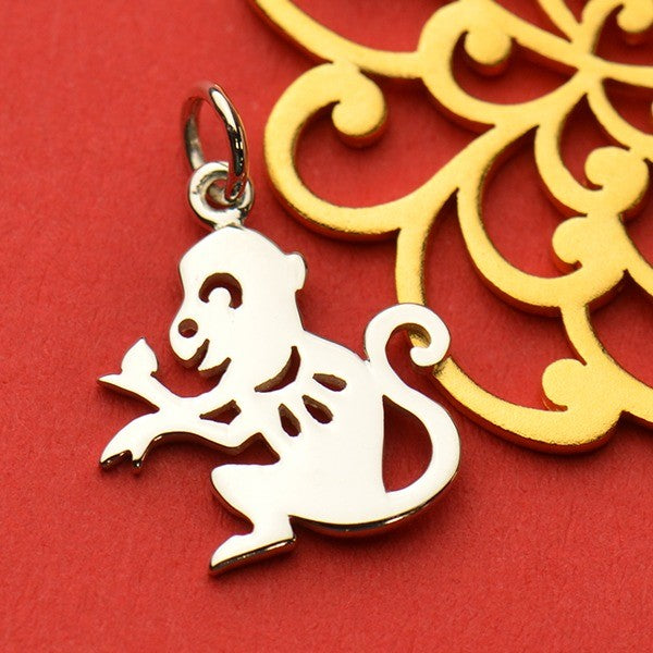 Sterling Silver Chinese Zodiac Charms, - Poppies Beads n' More