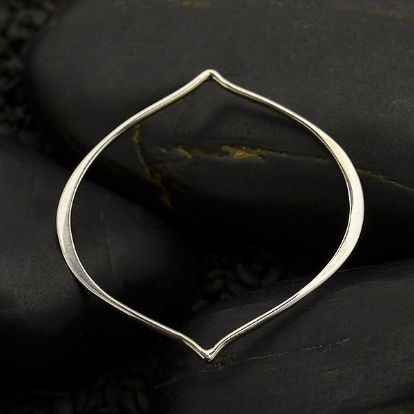 Sterling Silver Arabesque Link