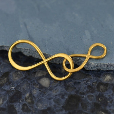 Big and Little Infinity Link, Nina Designs