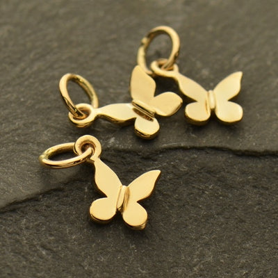 Butterfly Charm - Tiny,