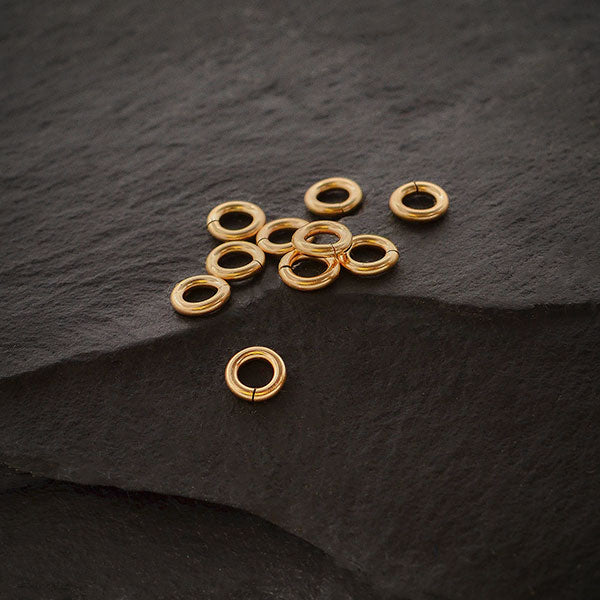 Gold Filled Jump Ring,