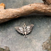 Sterling Silver Butterfly Moth Link, Nina Designs