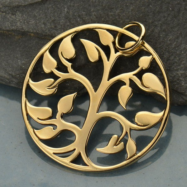 Tree of Life Charm, Nina Designs