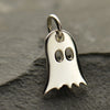 Sterling Silver Ghost Charm - Poppies Beads n' More