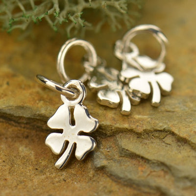 Four Leaf Lucky Clover Charm, Nina Designs